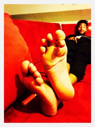 Taking Photos Big Foot Twisted