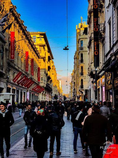 #taksim square