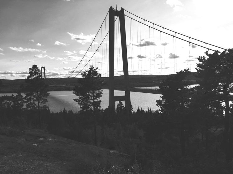 Crossing over Sweden Don't Jump Beautiful Surroundings View EyeEm EyeEm Best Shots Architecture EyeEm Gallery