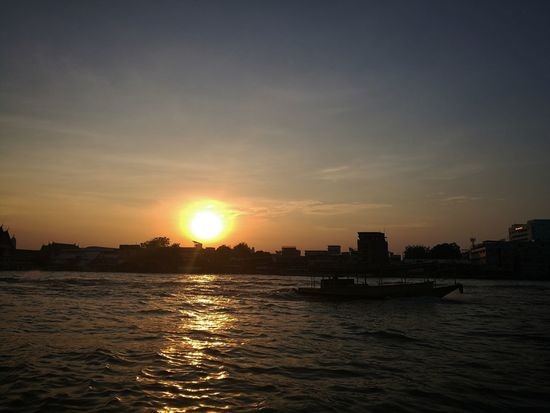 From Thailand Sunset No People Beauty In Nature Outdoors