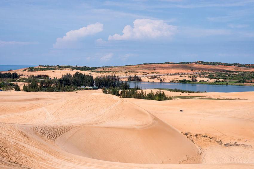 Phan Thiet travel landmark BINH THUAN Phan Thiet Travel Destination Landscape Palce Sand Dune Tourism