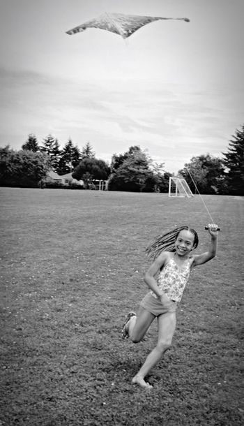 The Human Condition Motion Life In Motion The Portraitist - 2015 EyeEm Awards The Action Photographer - 2015 EyeEm Awards Kite Summer Kids Shades Of Grey Taking Photos B&w Street Photography Alternative Fitness