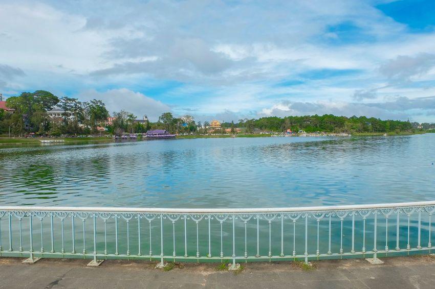 MienTay Đà Lạt Hồ Xuân Hương Lake Viet Nam Vietnamese Vietnam Water Sky Cloud - Sky Beauty In Nature Plant Nature Tranquility Day Lake