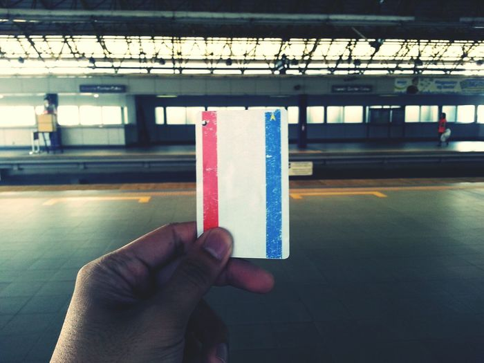 Train Card