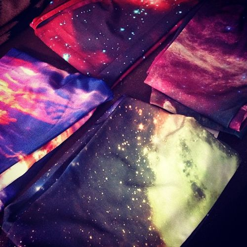 Neue Galaxyleggings am Start! ?Universe Space FKIDS altona hamburg Hohenesch 43