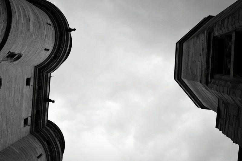 The Keep - Mediaeval ArchitectureBwphotography Black & White EyeEm Best Shots - Black + White