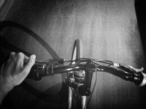 Blackandwhite Strolling Biking Photography