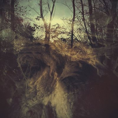 ROOTS Halloween Horrors Conceptual Double Exposure Horror