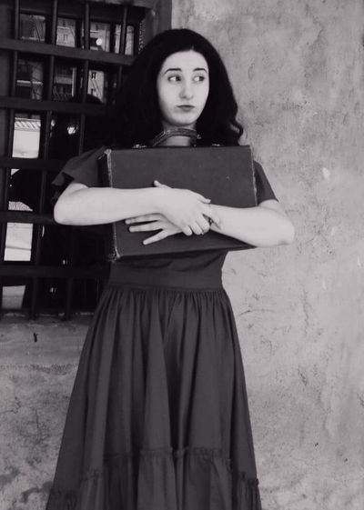 Vintage Blackandwhite Frenchstyle Yerevan Oldstyle