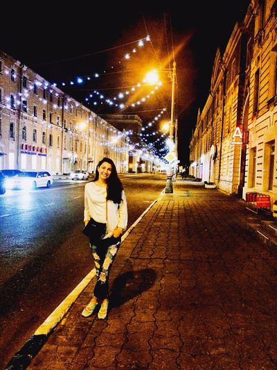 Night Lights Iam City Beautiful