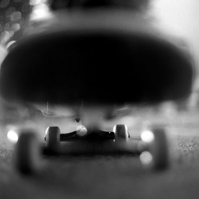Transportation: Skateboard Black And White Photography Shallow Depth Of Field Shallow DOF Skateboard Skateboarding Skater Transportation Wheel Wheels