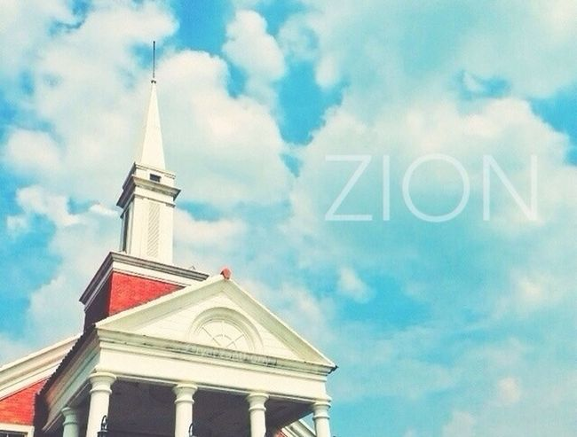 Welcome Zion!