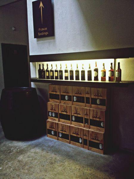 Wine Tasting Porto Winehouse Happily Buzzed