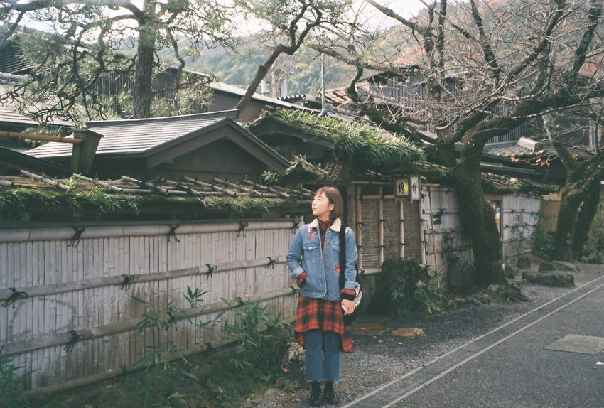 35mm Film Film Photography Young Adult Young Women Arashiyama Japan