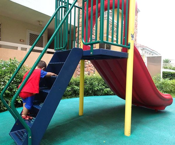 Superboi Playground Outdoor Play Equipment Childhood Superman Superboy Baby Day Out Ootd Superhero The Week On EyeEm Mix Yourself A Good Time EyeEmNewHere