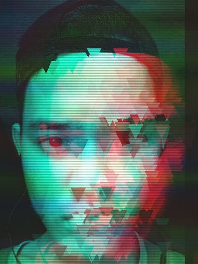 Why not?😽 Glitch Likepictures Likeforlike