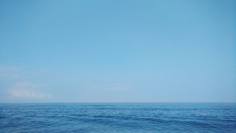 Kobuleti beach Sea Blue Water Vacations Beach Clear Sky No People First Eyeem Photo