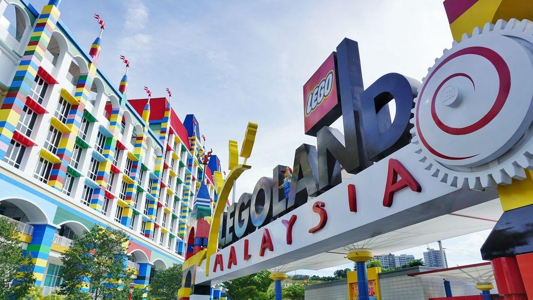 Legoland Legoland Malaysia LEGOLAND IN MALAYSIA Outdoors Travel Destinations Travel International Landmark Modern Tourism Johor NusaJaya - Malaysia Nusajaya Bricks Ninjago Malaysia Amusement  Park Tourist