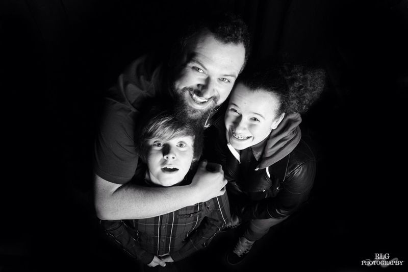 RLG Photography! Very happy with this! Portrait Family