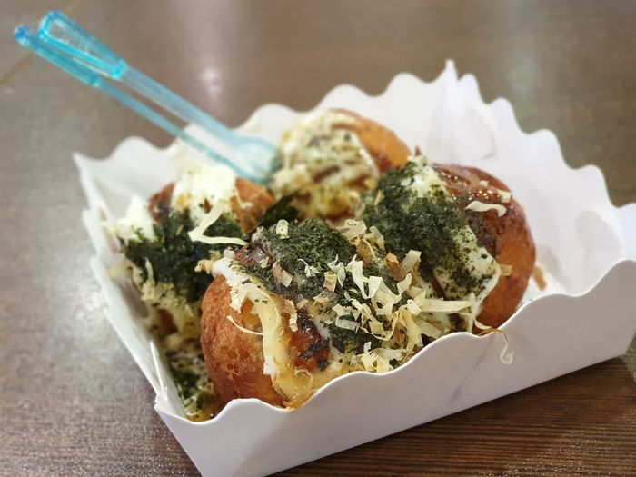 Food now is world wide, you can find takoyaki many place around the world. Topping Take Away Food Japanese Food Takoyaki Takoyaki Ball Octopus Octopus Balls Japanese Style Osaka Food EyeEm Selects City Close-up Served Fried Pan Prepared Food Serving Size Ready-to-eat