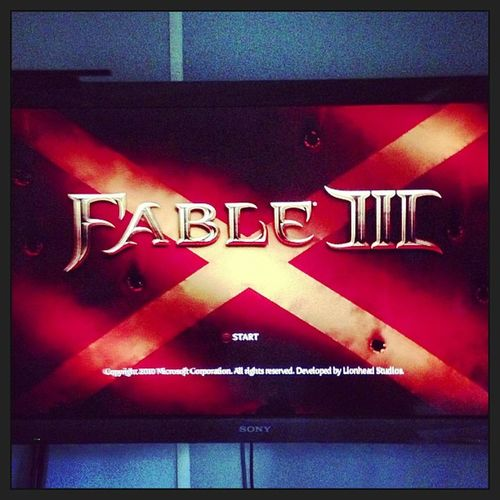 This is what my morning will consist of Fable3 . Time to unlock the rest of the achievements. XBL Xbox360 Achievementpoints