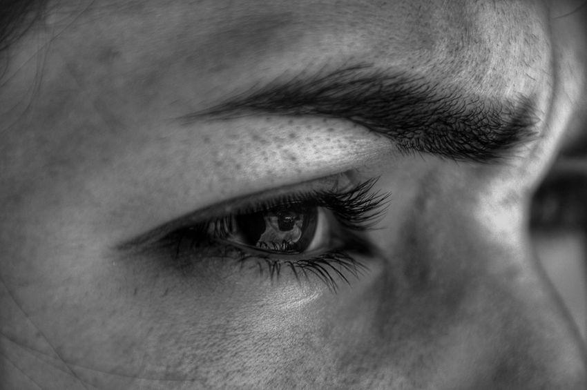 eye for beauty PENTAX K-70 Sigma 18-300 Ricoh Eyelash Eyeball Eyebrow Human Eye Eyesight Human Face Human Skin Portrait Iris - Eye Eye Eyelid Vision Pretty Young Attractive Thinking Eyeshadow Mascara Eyeliner Forehead