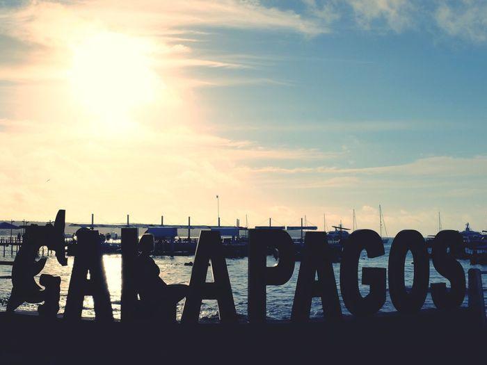 Lazy Galapagos