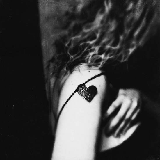 One Person Close-up Women Human Hand Girl Woman Heart Heart Shape Heartbroken Valentine's Day  Valentine Break Up Emotional Sadness Sad Love Arm Sleeve  People Self Portrait Black And White Black & White Expressive Young Women Dramatic