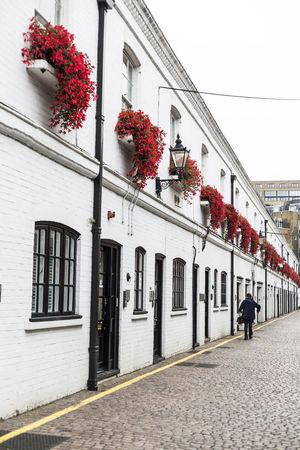 Building Exterior Architecture Red City Built Structure Outdoors No People Day Architecturephotography London Architectural Detail Architecture_collection ArtWork Architecture Shooting Day Full Length Tranquility Landscape Beauty In Nature