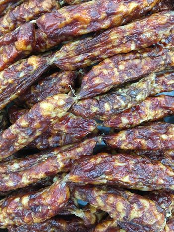 Dried Salami - Chorizo Sausage Sausage Salami Salamis Sausages Chorizos  Chorizos, Longaniza, Morcilla Chorizo Meat Spicy Sausage Food Food Porn Food Photography Food And Drink Italian Sausage Pork Pork Sausage