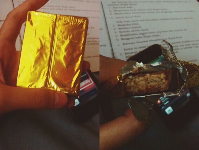 when I stress, God give me treasure Chocolate Take It Relaxing Taking Photos