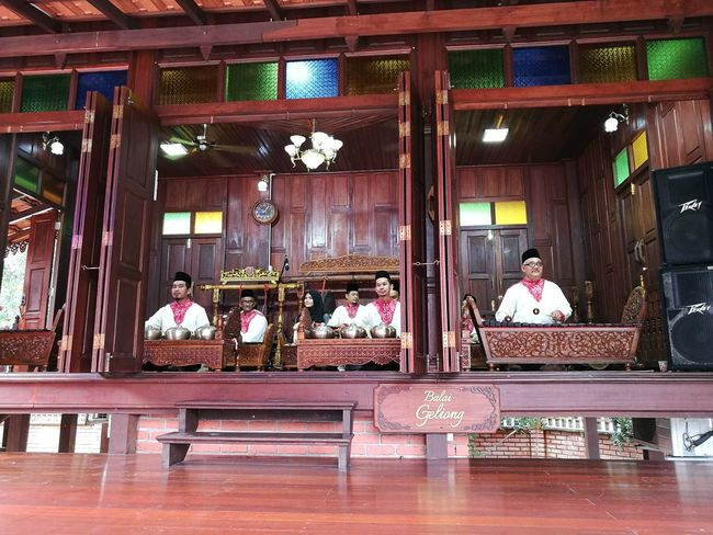 Traditional Malay orchestra performance called gamelan, Terengganu, Malaysia. Gamelan Orchestra Gamelan Musical Instrument Travel Destinations Day Malay Culture Terengganu, Malaysia Cultural Heritage Traditional Malaysian Culture Traditional Culture Cultural Show Live For The Story