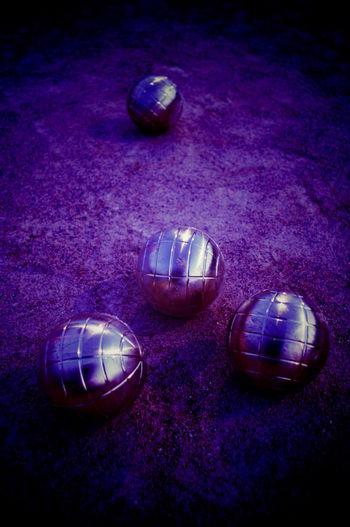 Abundance Arrangement Ball Boccia Boule Globe Glowing Ideas Large Group Of Objects Lifestyles Metal Playing Preparation  Rough Shiny Sphere Spheres Sport
