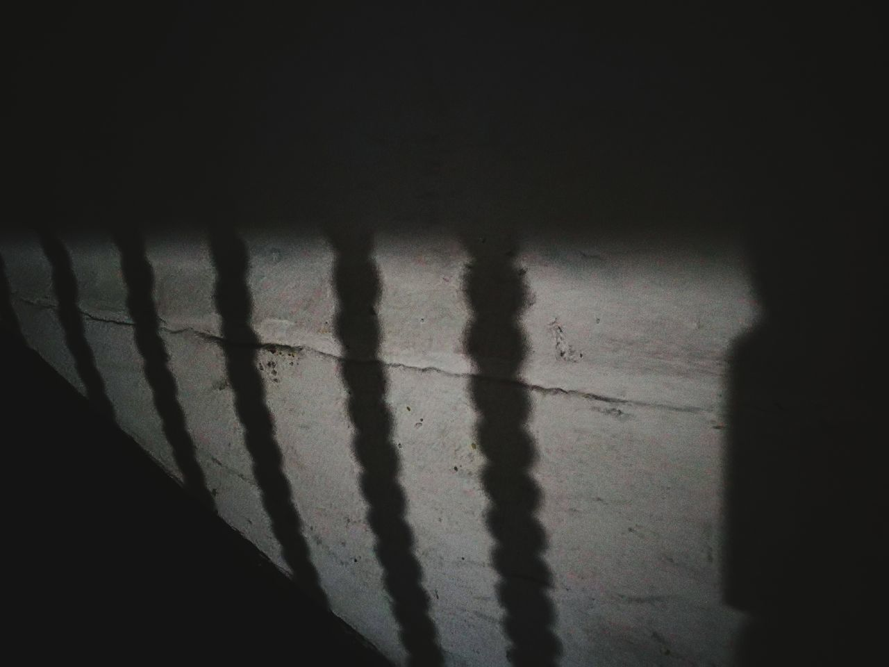 shadow, focus on shadow, no people, silhouette, indoors, sunlight, day, close-up