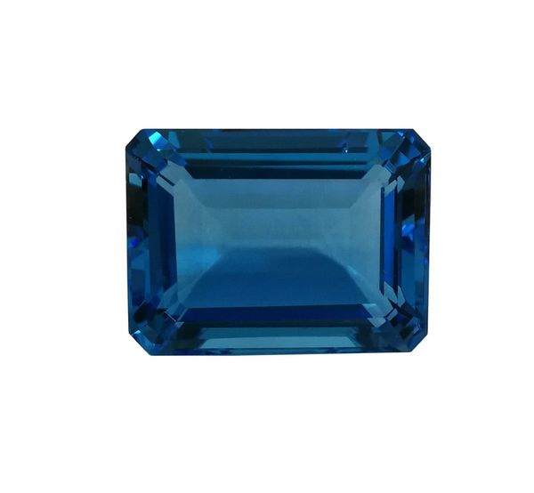 Swiss blue topaz natural gemstone Fashion Carat Style Precious Design Single Opject Jewelry Jewel Jemstone Stone Transparent Beautiful Natural Size Shape Yellow Color Bright Cut Blue Rich Expensive Shine