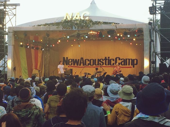 @new acoustic camp 真心ブラザーズ