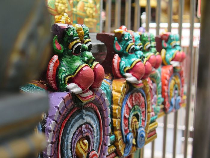 Bas Relief Figures on the wall of the Sri Maha Mariammam Temple in Silom Bangkok Thailand Architecture Architecture_collection Cityscape Photography Street Photography Travel Photography Colourful Temple Life Check This Out Curious
