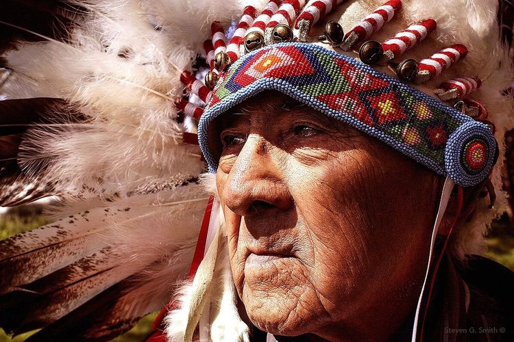 Joe Medicine Crow Portrait Portraits Photojournalism Montana Native Native American Indian Editorialphotography Editorial  The Portraitist The Portraitist