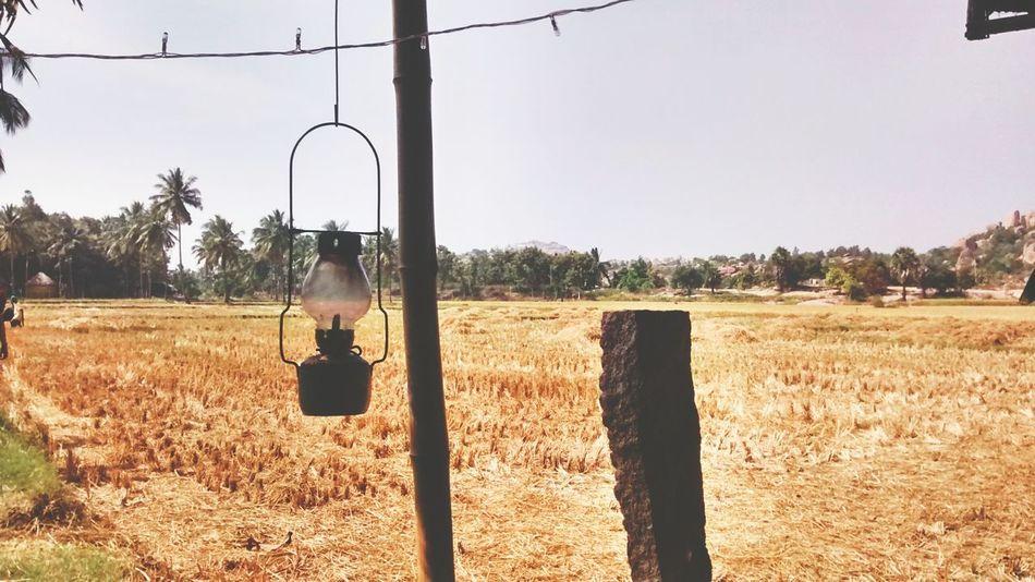 How blissfully this lamp sleeps!! Hampi  Countryside India Eyemphotography EyeEm Best Shots Philosophy