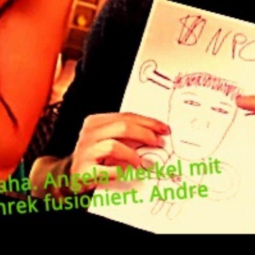 LetsDraw Finaaaleee OMFG AngelaMerkel Fusion Shrek Anderson Winner @apecrimeanderson @chengloew