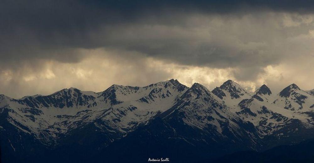 Le Alpi Samsung SamsungNX500 Italy Italia Alpi Landscape Mountain Snow Mountain Range Winter Landscape Cold Temperature Scenics