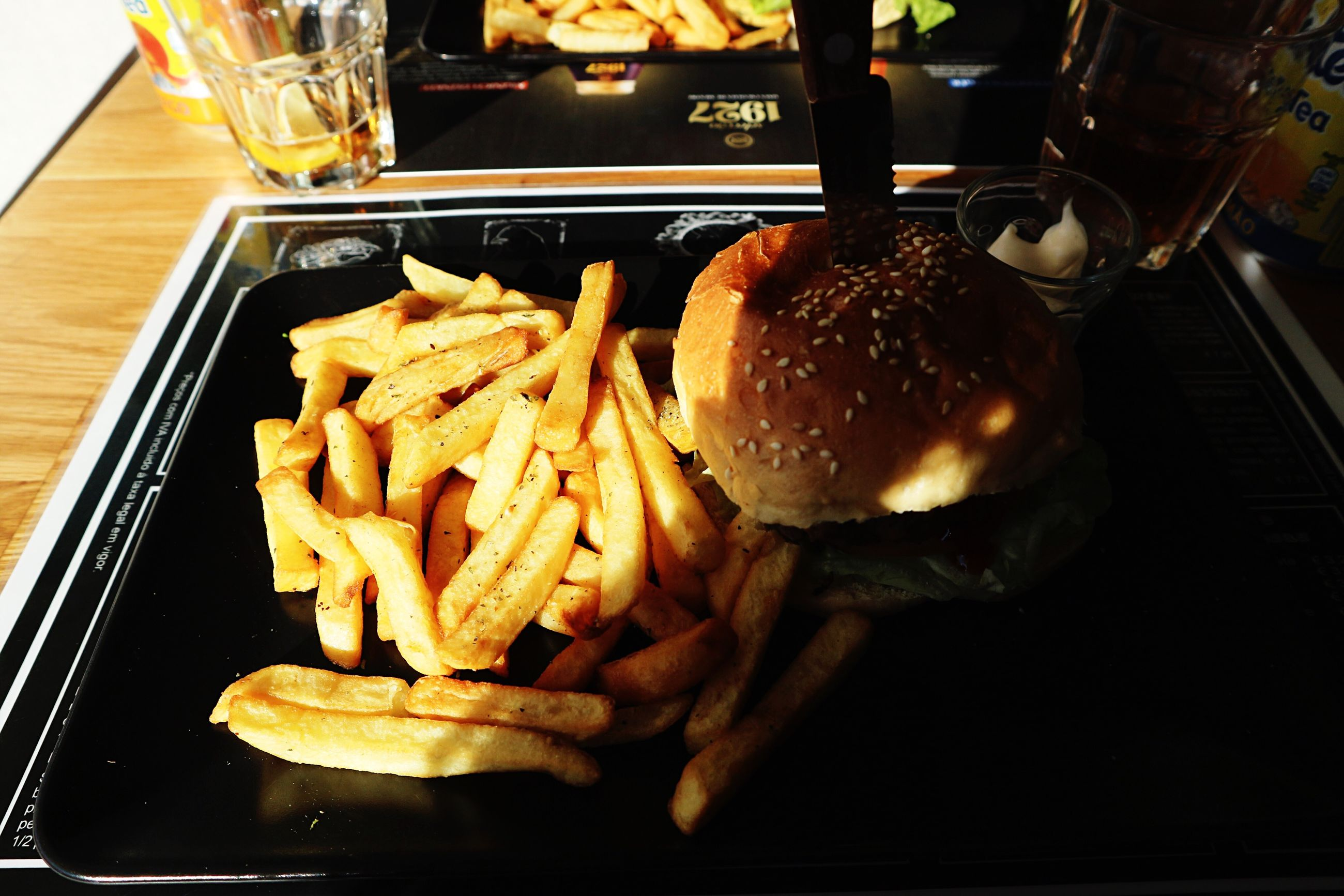 unhealthy eating, fast food, food, freshness, ready-to-eat, french fries, food and drink, prepared potato, snack, indulgence, deep fried, no people, indoors, close-up, day
