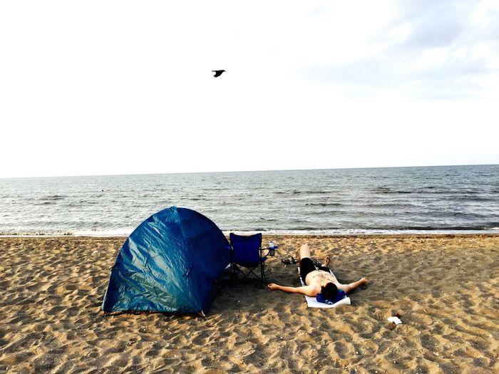 Sunset Funny First Eyeem Photo Popular Photo Samsun Sea Happy Summer Man