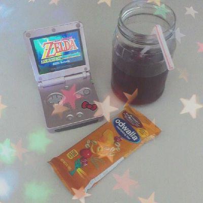 Yay! #Breakfast & #Zelda <3 Breakfast Snacks Foodie KAWAII Foodporn Zelda Foodstagram Igersnintendo Nintendolife Ninstagram Notcibsunday Rcgameboyweek Kawaiifood Cutefood
