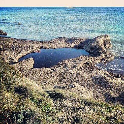 Sainttropez LesSalins Sea Méditerranée