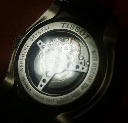 Q watch(clock) with Quartstone Quartzstone Tissot