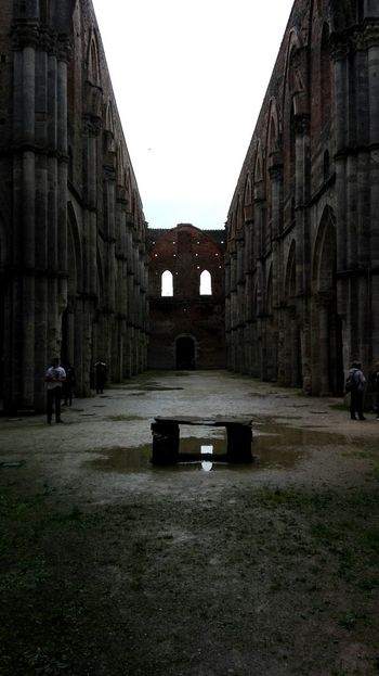 Old Ruin History Medieval Abbey Ruins Photooftheday Discovertuscany Tuscany Sangalgano Tuscanygram Magical Places Architecture Famous Place Scenics Solitude Travel Destinations Tourism Magical Place Pictureoftheday Best Of EyeEm Artphotography Dark Photography Discoveritaly Legendary Abbey Ruins
