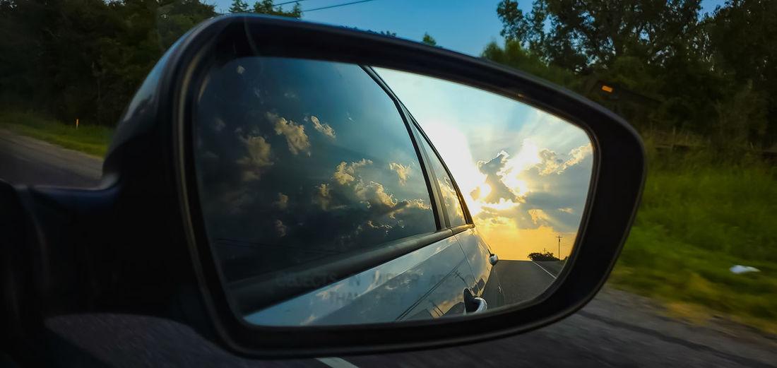 City Car Window