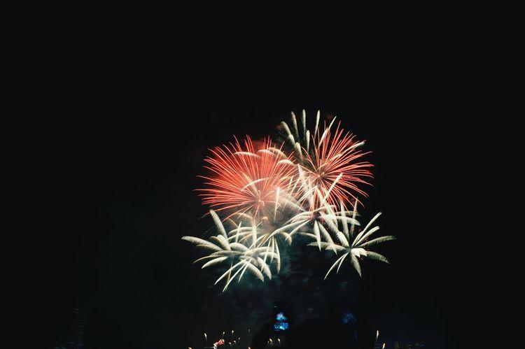 Celebration The Week On EyeEm Firework Display Celebration Firework - Man Made Object Exploding Night NDP 2017 Nightphotography Darkness And Light