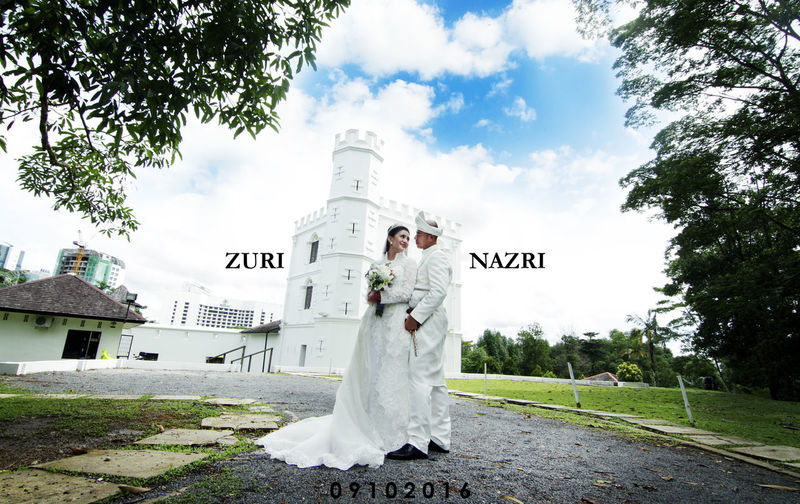 Nazri+Zuri wedding by Utdbrospictures Cloud - Sky Day Footpath In Front Of Malaysianwedding Malaysianweddingphotographer Malaysianweddingpromotion  Outdoors Sky Tourism Tree Unitedbrotherpictures Utdbrospictures Wedding Wedding Day Wedding Dress Wedding Photography Wedding Photos Weddingphotography Weddings Around The World
